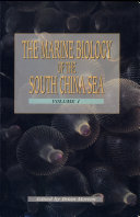 The Marine Biology of the South China Sea