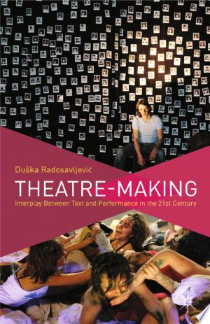 Download Theatre-Making Free Books - Dlebooks.net