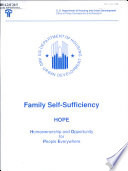 Family Self Sufficiency
