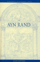 On Ayn Rand