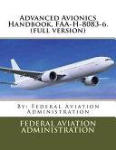 Advanced Avionics Handbook  Faa h 8083 6