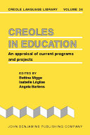 Creoles in Education