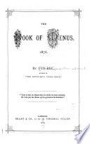 The Book of Menus  1876