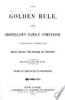 The Gazette Of The Union Golden Rule And Odd Fellows Family Companion Book PDF