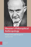Plessner's philosophical anthropology