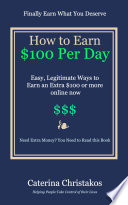 How To Earn A Hundred Dollars A Day