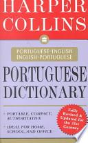 HarperCollins Portuguese Dictionary