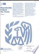 Reproducible Federal Tax Forms