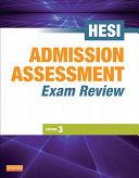 Admission Assessment Exam Review E Book