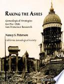 Raking The Ashes Book