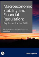 Macroeconomic Stability and Financial Regulation