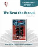 We Beat the Street Novel Units Student Packet