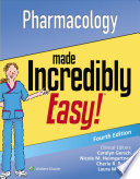 Pharmacology Made Incredibly Easy