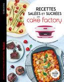 Cake factory sucré / salé Pdf/ePub eBook