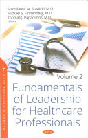 Fundamentals of Leadership for Healthcare Professionals