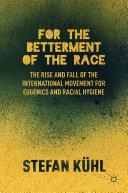 For the Betterment of the Race Pdf/ePub eBook