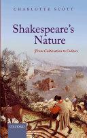 Shakespeare s Nature