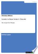 Gender in Bram Stoker's 'Dracula'