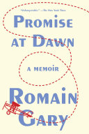 Promise at Dawn Book