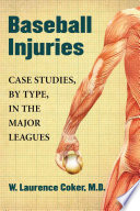 Baseball Injuries Book