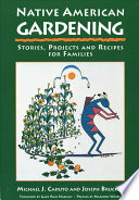 Native American Gardening Book