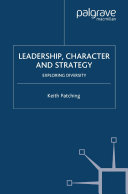 Leadership  Character and Strategy