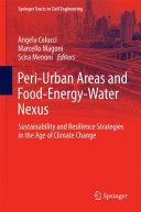 Peri Urban Areas and Food Energy Water Nexus Book