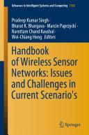 Handbook of Wireless Sensor Networks  Issues and Challenges in Current Scenario s