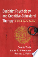 Buddhist Psychology and Cognitive Behavioral Therapy Book