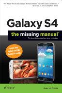 Galaxy S4: The Missing Manual [Pdf/ePub] eBook