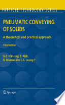 Pneumatic Conveying of Solids