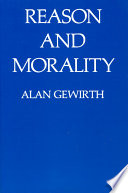 """""""Reason and Morality"""" by Alan Gewirth"""