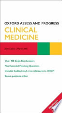Cover of Clinical Medicine