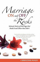 Marriage On And Off The Rocks