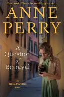 A Question of Betrayal Pdf/ePub eBook