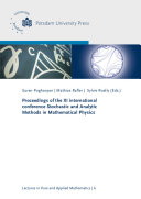 Proceedings of the XI international conference Stochastic and Analytic Methods in Mathematical Physics