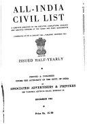 All India Civil List