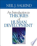 An Introduction To Theories Of Human Development Book PDF