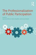 The Professionalization of Public Participation Pdf/ePub eBook