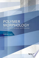 Polymer Morphology