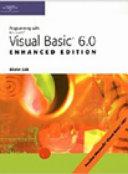 Programming with Microsoft Visual Basic 6 0