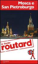 Guida Turistica Mosca. San Pietroburgo Immagine Copertina