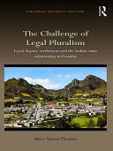 The Challenge of Legal Pluralism