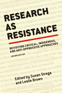 Research as Resistance, 2e