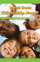 What Does Citizenship Mean