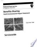 Servicewide Benefits-sharing