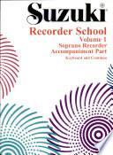 Suzuki Recorder School Book