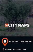 City Maps North Chicopee Massachusetts  USA