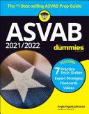 2021 / 2022 ASVAB For Dummies Pdf/ePub eBook