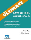 The Ultimate Law School Application Guide